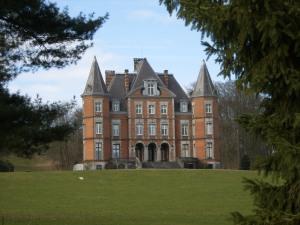 Le château d'Ittre